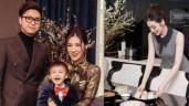 Á hậu Tú Anh sửa sang biệt thự triệu đô: Bếp sang trọng, phòng tắm như khách sạn 5 sao