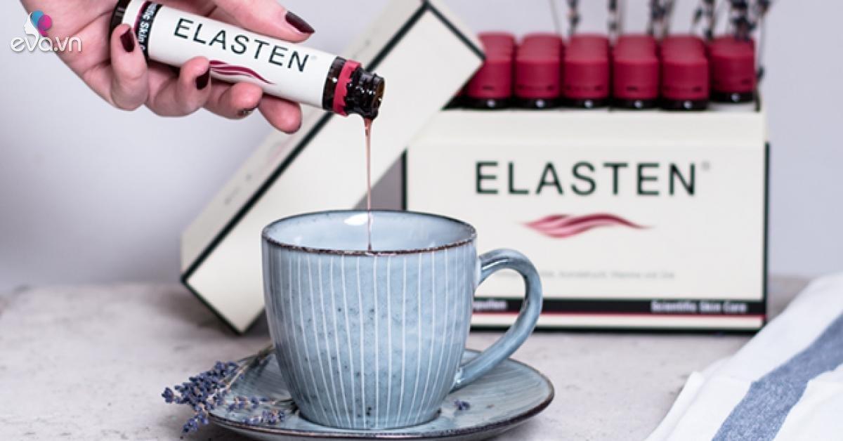 Elasten® Việt Nam - Collagen uống được ưa chuộng nhất tại Đức nhờ độ tương thích 90% với da