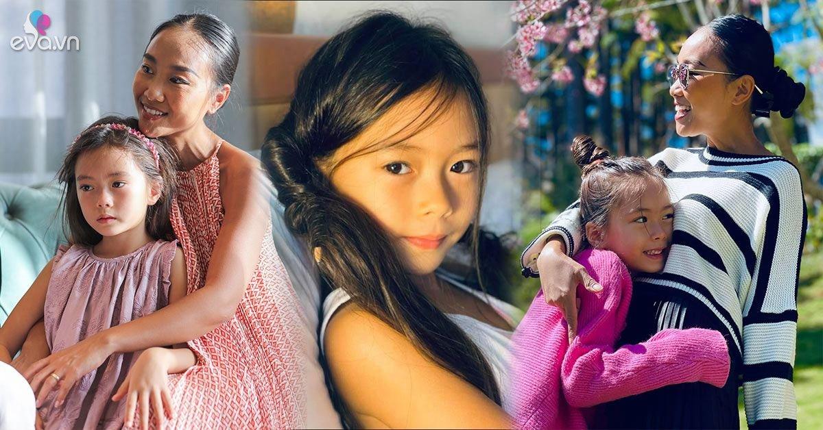 Con gái Đoan Trang học theo mẹ ưu điểm đắt giá: hứa hẹn nhan sắc bùng nổ trong nay mai