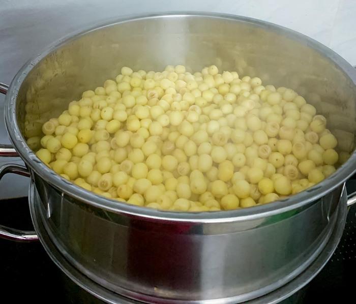 Học mẹ đảm bảo quản hạt sen để vài tháng vẫn bùi, cần là nấu ngay không phải rã đông - 5