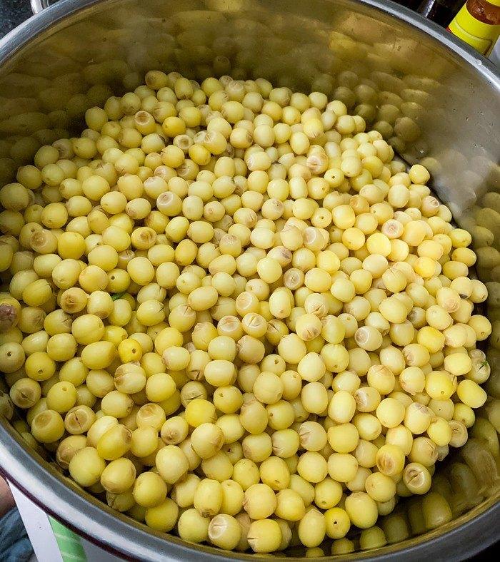 Học mẹ đảm bảo quản hạt sen để vài tháng vẫn bùi, cần là nấu ngay không phải rã đông - 6