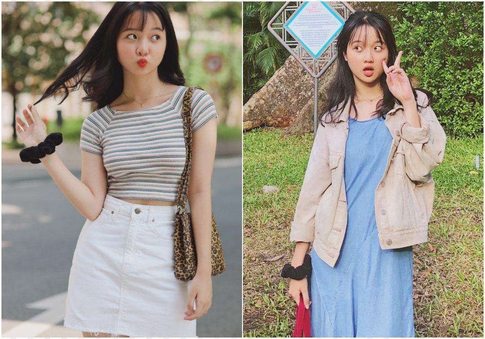 Hội sao nhí trưởng thành, đổi phong cách:Phương Mỹ Chi từng bị chê ăn mặc, Quang Anh style nổi loạn - 20
