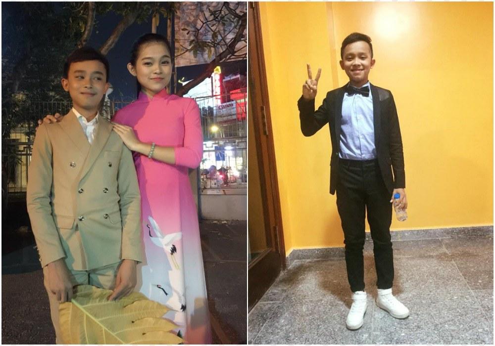 Hội sao nhí trưởng thành, đổi phong cách:Phương Mỹ Chi từng bị chê ăn mặc, Quang Anh style nổi loạn - 13