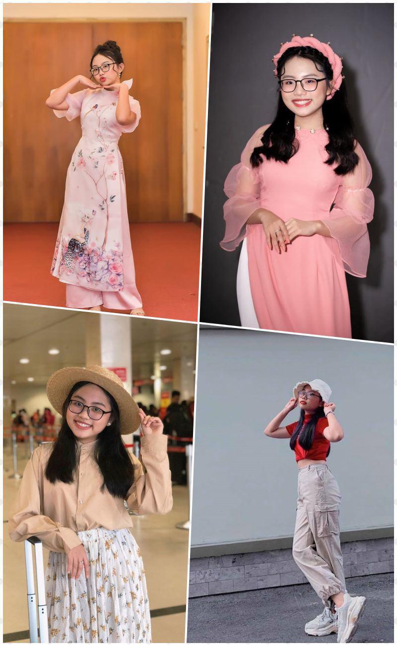Hội sao nhí trưởng thành, đổi phong cách:Phương Mỹ Chi từng bị chê ăn mặc, Quang Anh style nổi loạn - 9