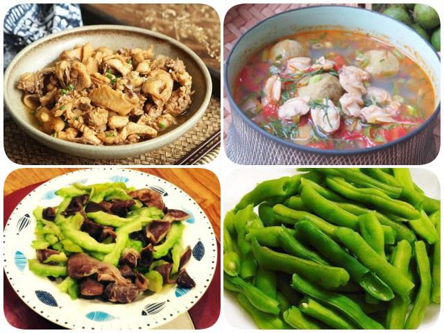 Hôm nay ăn gì: Trời nắng cứ ngỡ khó ăn, cơm nấu vừa đưa lên mâm lại hết sạch - 3
