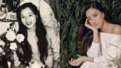 Nhìn ảnh mẹ Lương Thuỳ Linh hiểu luôn vì sao con bà sinh ra lớn lên thành Hoa hậu