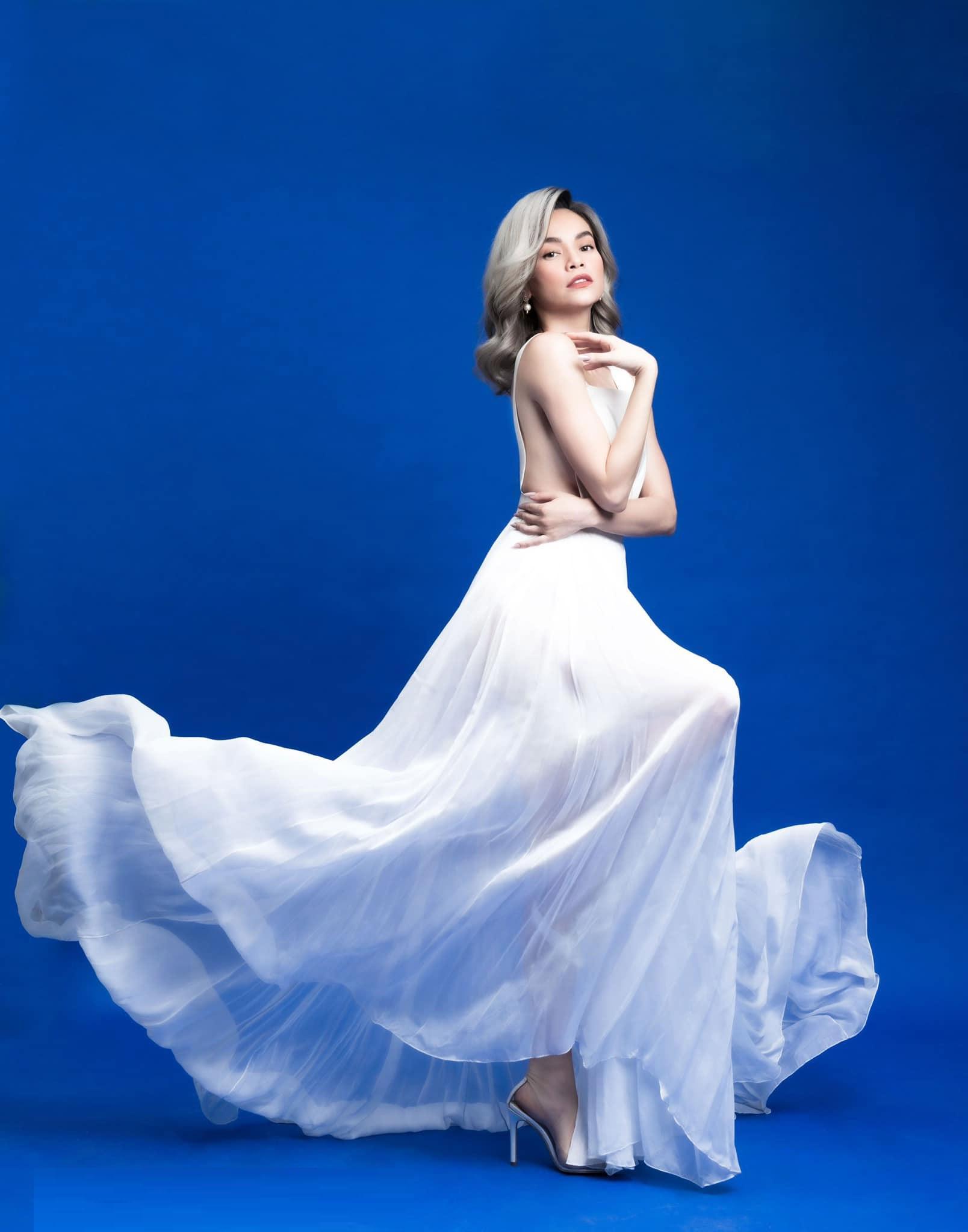 Hồ Ngọc Hà đổi màu tóc tẩy trắng chất lừ, nào ngờ bị fan amp;#34;dập tơi tảamp;#34; - 4