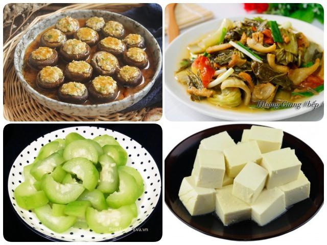 Hôm nay ăn gì: Đổi bữa, vợ nấu món nào cũng ngon, đậm đà, thanh mát trôi cơm ngày nóng - 3