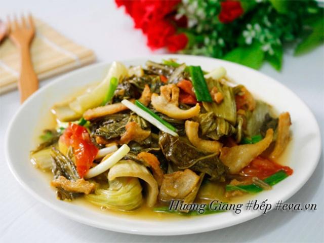 Hôm nay ăn gì: Đổi bữa, vợ nấu món nào cũng ngon, đậm đà, thanh mát trôi cơm ngày nóng - 7