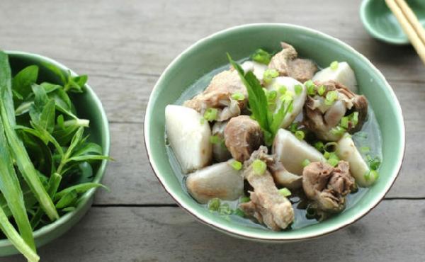 6 cách nấu canh khoai sọ bở ngon hấp dẫn cực đơn giản - 10