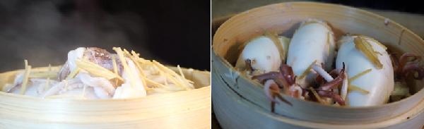 Cách làm mực nhồi thịt hấp giòn ngon ăn mãi không ngán - 7