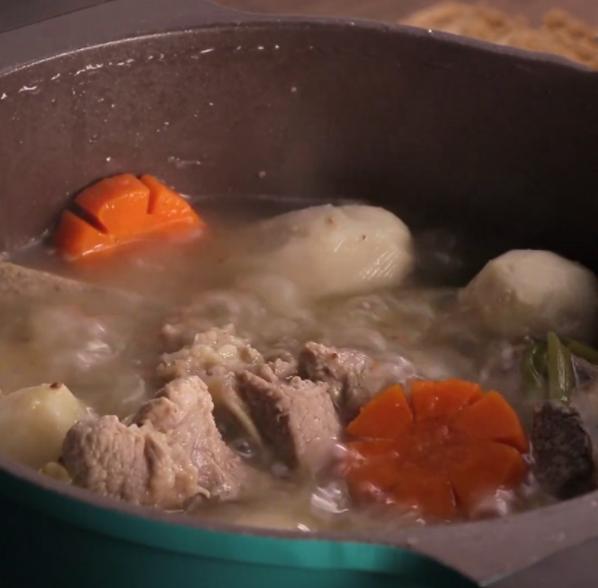 6 cách nấu canh khoai sọ bở ngon hấp dẫn cực đơn giản - 4