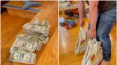 Lấy Việt kiều, Phạm Thanh Thảo quanh quẩn ở nhà nuôi con, một hôm khui chum ra đống tiền Đôla