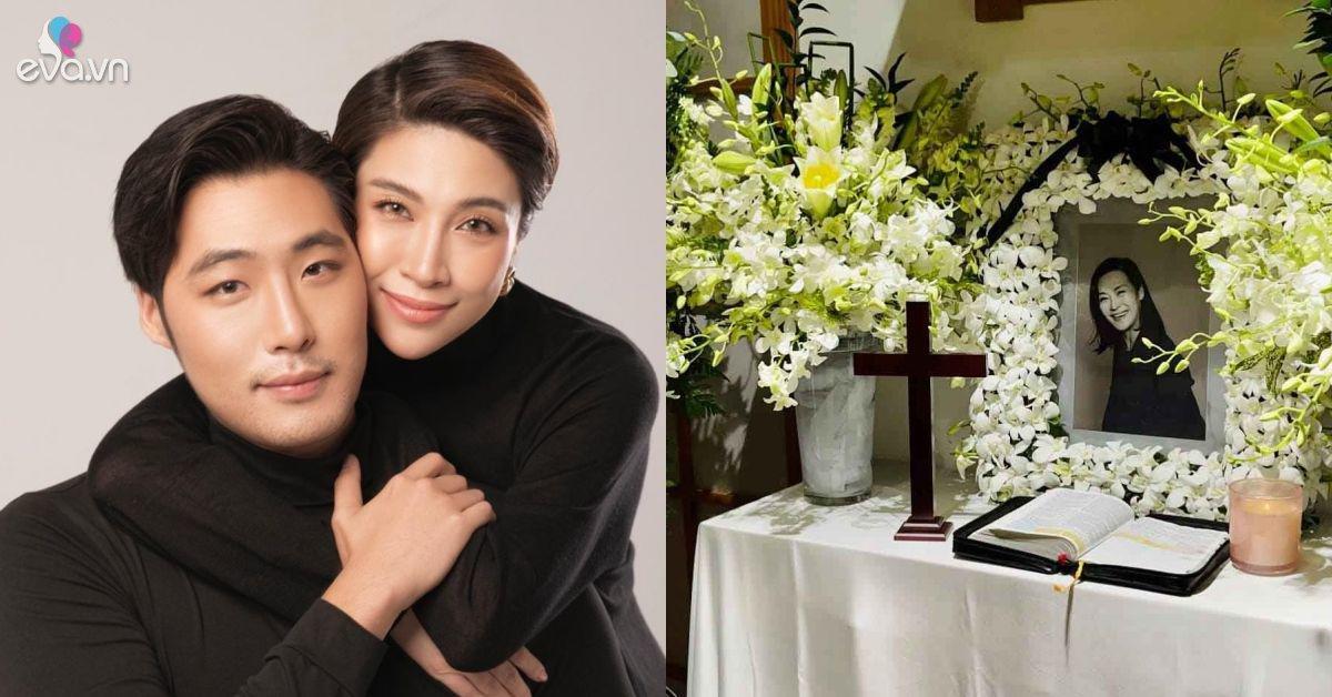 Mẹ chồng siêu mẫu của Pha Lê qua đời ở Hàn Quốc, con dâu nức nở nói lời xin lỗi