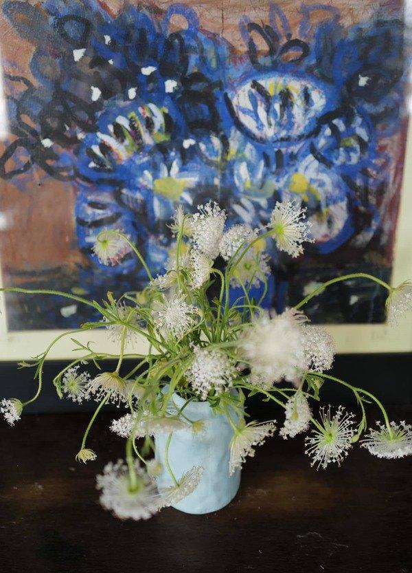 Nhà Celeb: Diva Hồng Nhung thảnh thơi cắm hoa, tới hoa hậu cũng khen không ngớt - 4