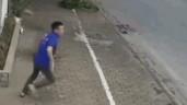 Trộm xe máy bị dân truy đuổi, nam thanh niên nhận ngay kết đắng