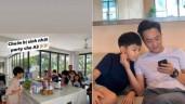 Sao Việt 24h: Đàm Thu Trang nói lời yêu con riêng của chồng, Cường Đôla lộ giọng hát cực hay