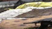 Xóm trọ Hà Nội 'đắp' chăn, tạt nước mái nhà để chống nóng