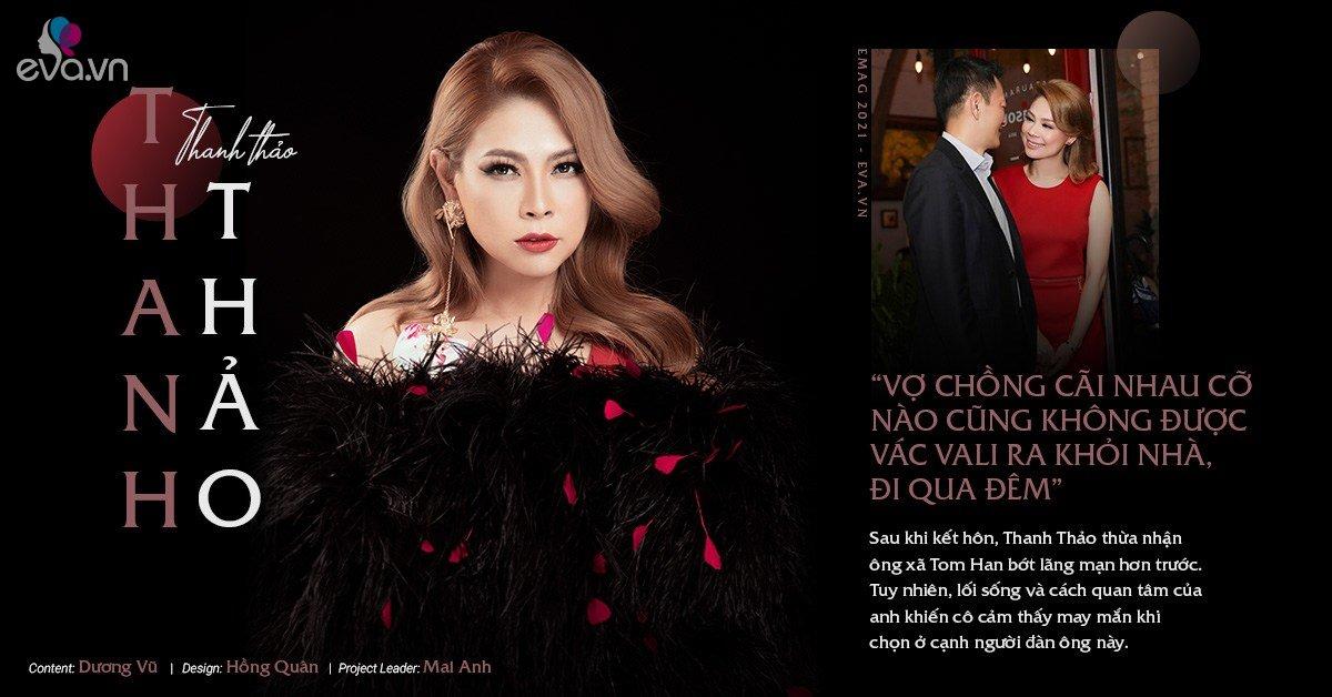 Thanh Thảo tiết lộ: Chúng tôi không bao giờ so sánh Talia và Jacky Minh Trí