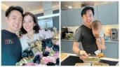 Vợ Dương Khắc Linh có chiêu độc bắt chồng làm hết việc nhà, thực tế khác xa trên mạng
