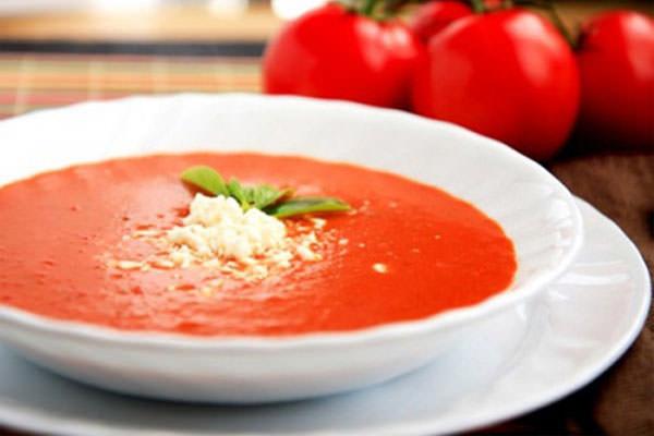 7 cách nấu cháo cà chua cho bé ăn dặm hấp dẫn