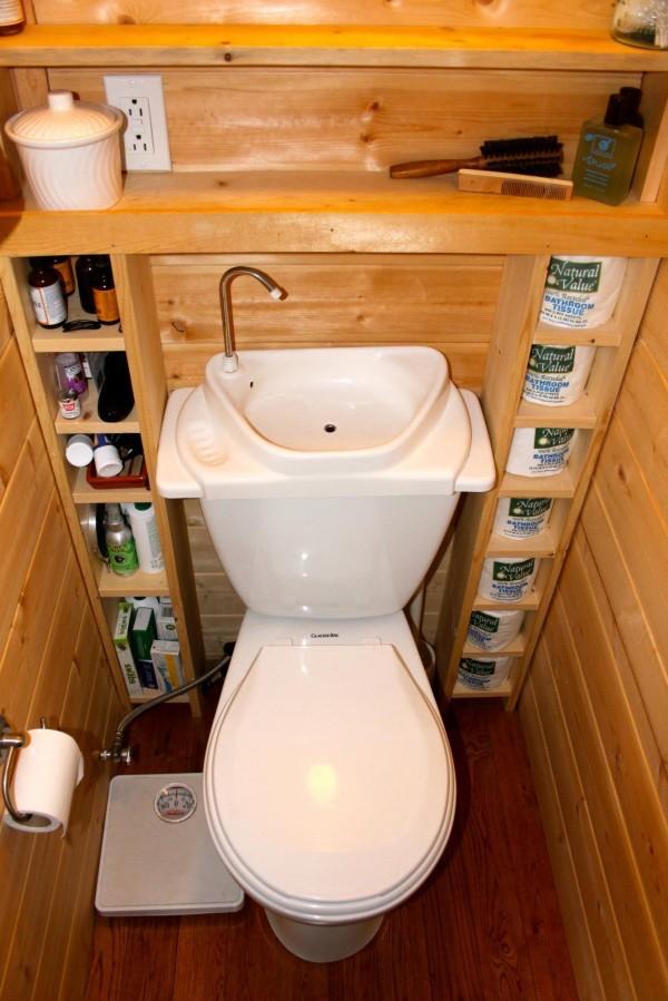 những thiết bị vệ sinh độc và lạ 1
