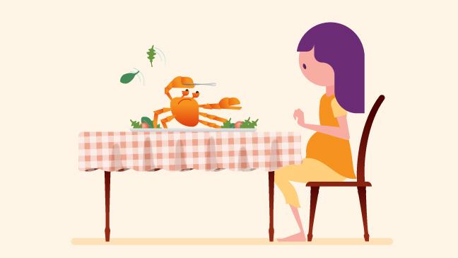 Mẹ bầu 3 tháng cuối ăn gì để con tăng cân đạt chuẩn, mẹ dễ sinh? - ảnh 2