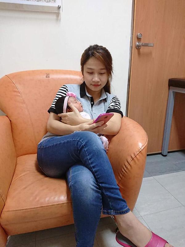 "co dau viet lay chong dai loan, nghi minh dep ma di de chong chup hinh cho ""tuong con ma"" - 3"
