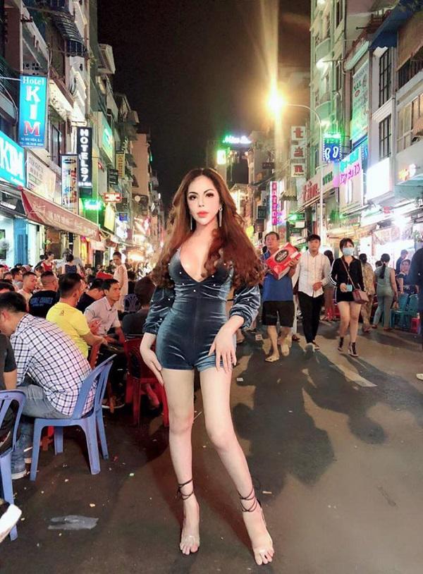 hotgirl chuyen gioi 1 trieu followers nang mui lan thu 7 vi mai chua ung y - 2