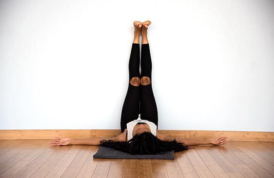 bai tap yoga cho ba bau thang cuoi de giam met moi, chuyen da nhanh - 4
