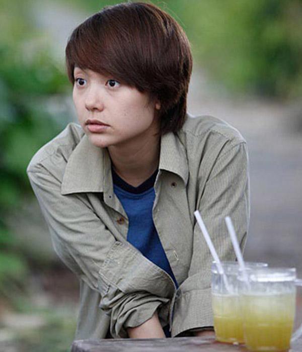 """sao viet de toc pixie: minh hang """"dep trai"""" han len, dang thu thao la lam khac thuong - 1"""