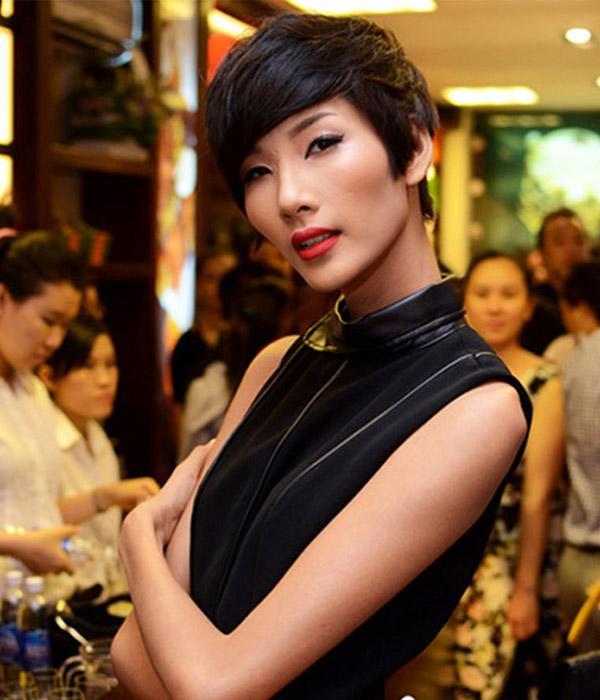 """sao viet de toc pixie: minh hang """"dep trai"""" han len, dang thu thao la lam khac thuong - 9"""