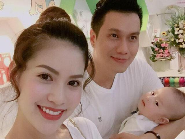 Vợ diễn viên Việt Anh lên tiếng dằn mặt những người nói mình... ngu