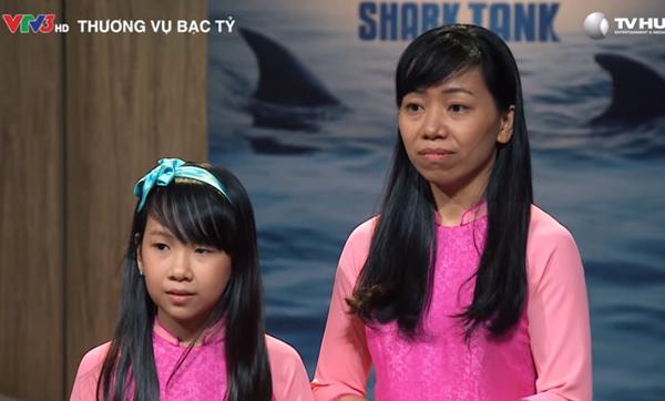 """me con """"doanh nhan nhi"""" bong che buoi len shark tank, goi von 200 trieu bat ngo duoc 800 trieu - 3"""