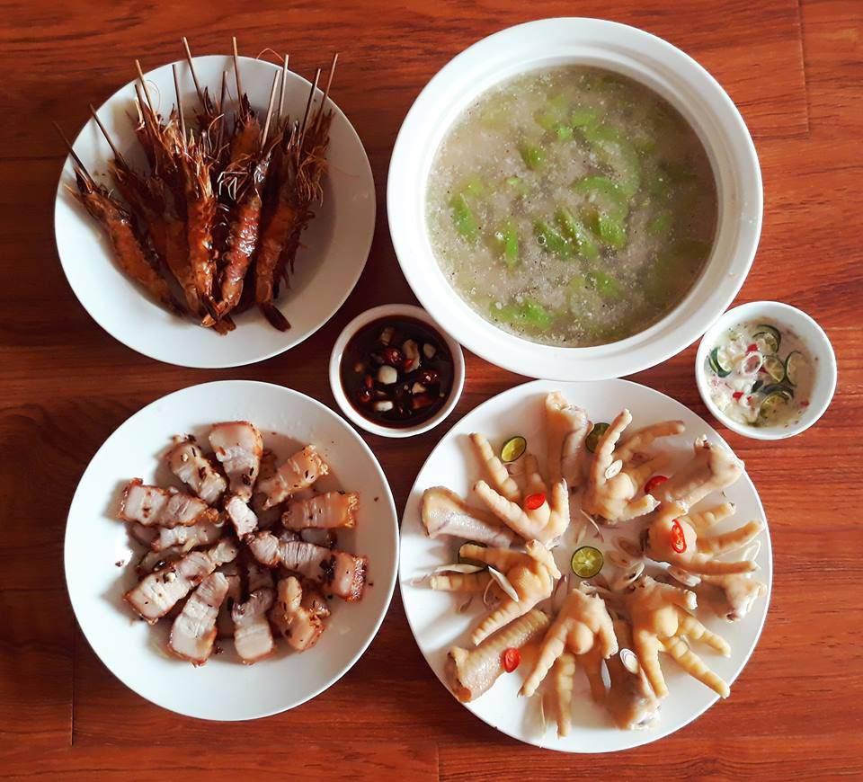 vo 14 nam nau com ngon, chong chang chiu khen nhung giau diem suot ngay len khoe dong nghiep - 9