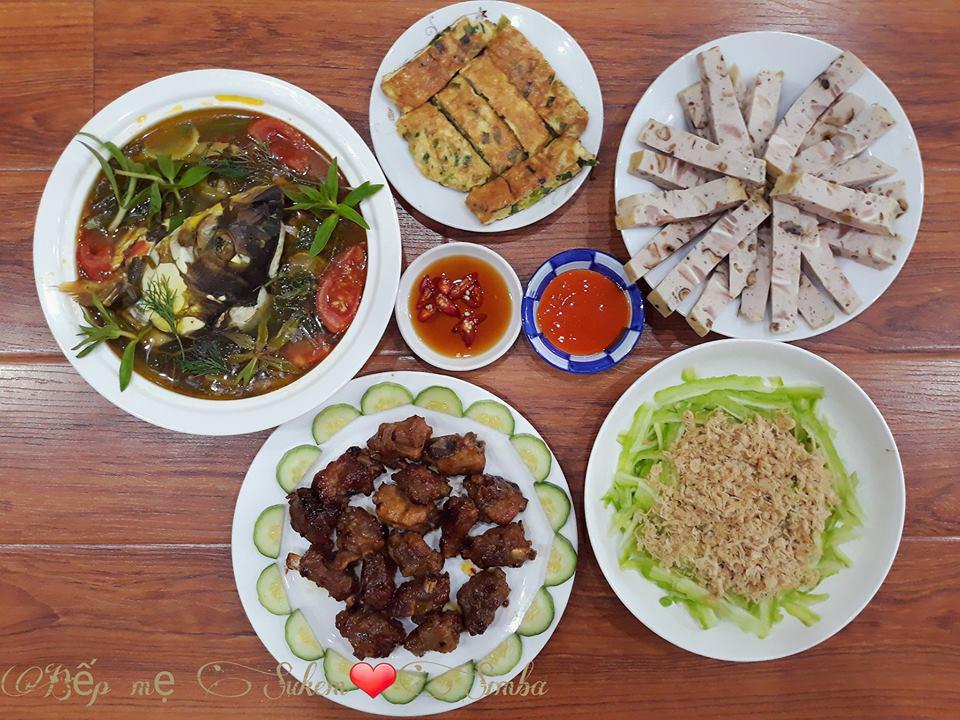 vo 14 nam nau com ngon, chong chang chiu khen nhung giau diem suot ngay len khoe dong nghiep - 10