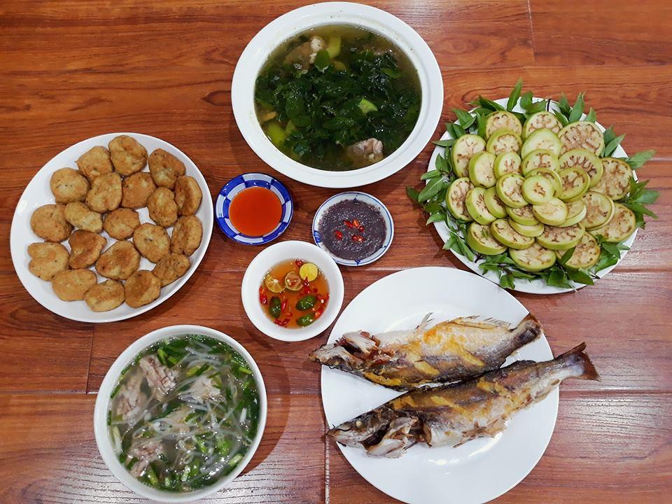 vo 14 nam nau com ngon, chong chang chiu khen nhung giau diem suot ngay len khoe dong nghiep - 14