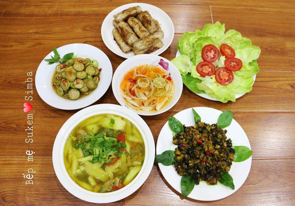 vo 14 nam nau com ngon, chong chang chiu khen nhung giau diem suot ngay len khoe dong nghiep - 15