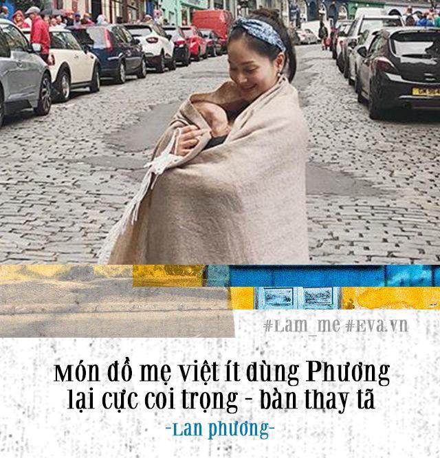 "4 thang quay cuong cham con mon, lan phuong tu tin la mot ba me ""khong te"" - 5"