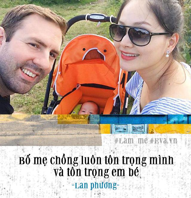 "4 thang quay cuong cham con mon, lan phuong tu tin la mot ba me ""khong te"" - 6"
