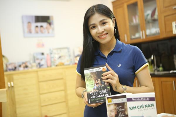 mc hoang linh review top nhung cuon sach nuoi day con giup nuoi con khong con la cuoc chien - 1