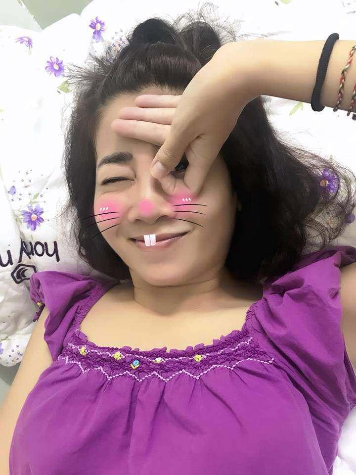 mai phuong sap duoc xuat vien sau thoi gian dieu tri benh ung thu phoi - 3