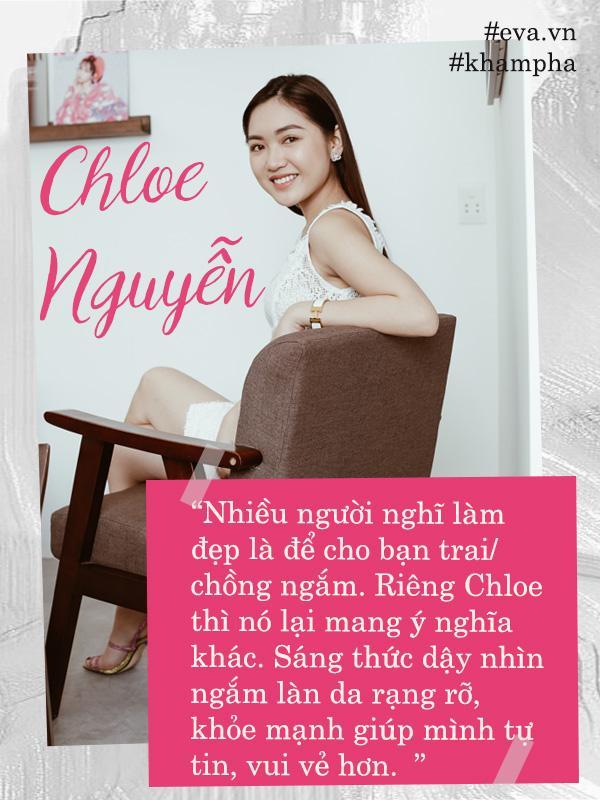 chloe nguyen - la phu nu, muon hanh phuc, nhat dinh phai biet cach de thay minh dep - 8