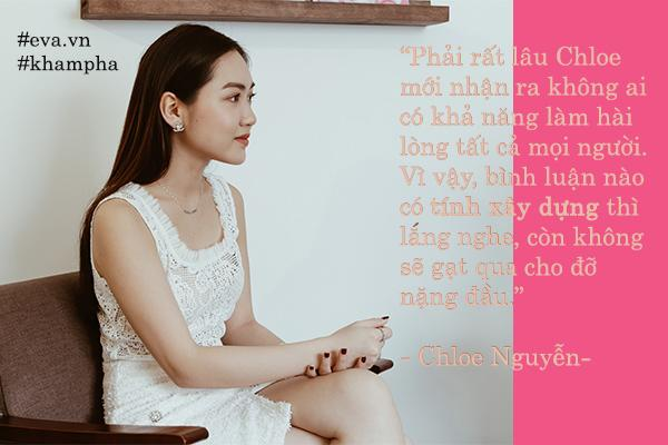 chloe nguyen - la phu nu, muon hanh phuc, nhat dinh phai biet cach de thay minh dep - 12
