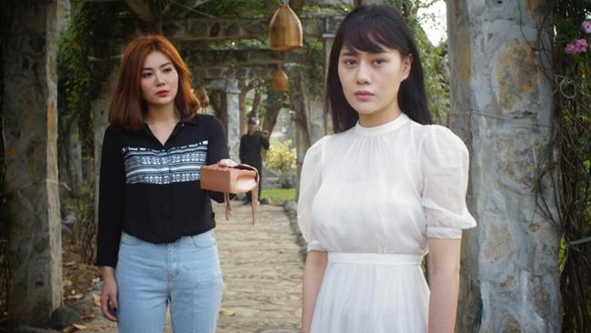 """doi khong nhu phim: hoa hau ban dam an """"gach da"""", dan """"gai nganh"""" quynh bup be duoc cam thong - 6"""
