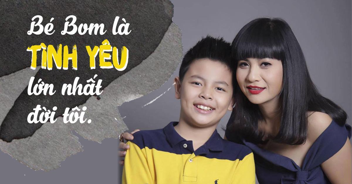 """Cat Phuong, ba me don than U50 tung nhieu nam """"luon co chai thuoc tu tu trong nha"""""""