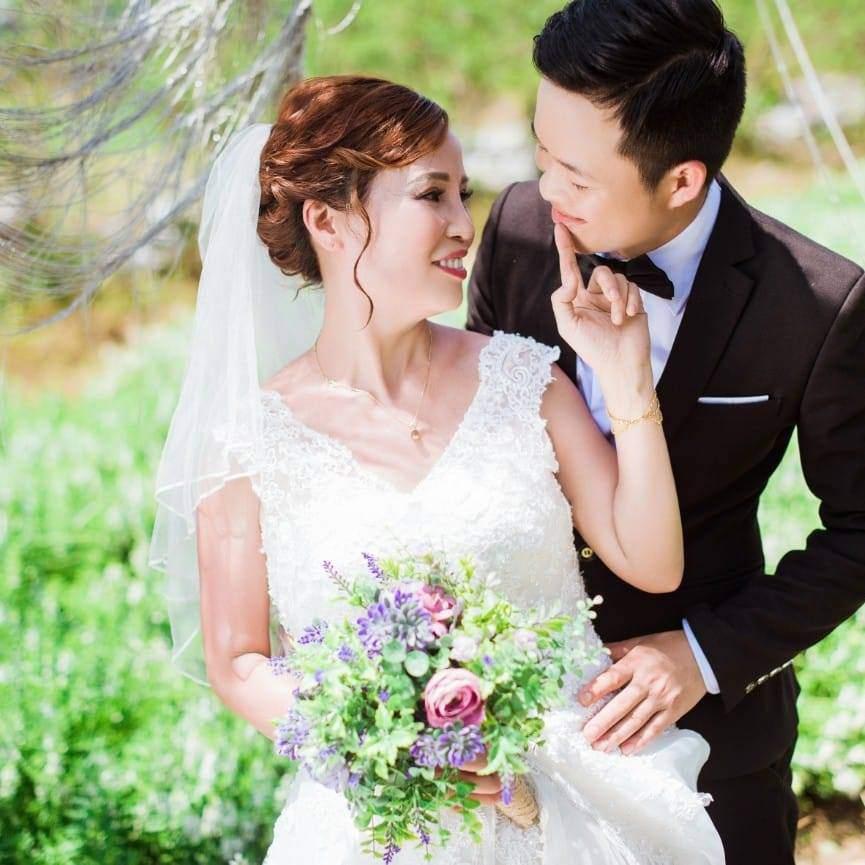Ngày cưới cận kề, chú rể 26 lấy cô dâu 62 tuổi nói thẳng lý do quyết lấy vợ già