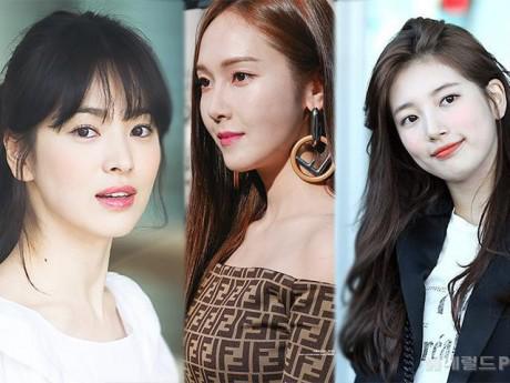 Vỉ sao các nhãn mỹ phẩm luôn chọn Song Hye Kyo và 2 mỹ nhân này làm đại diện?