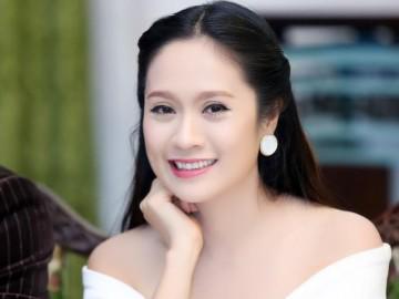 """Thanh Thúy - bà xã xinh đẹp của Đức Thịnh đang mang thai 5 tháng sau nhiều năm """"canh"""" bầu"""