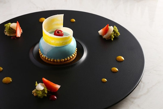 dessert bar dishes are very popular in the summer - 8